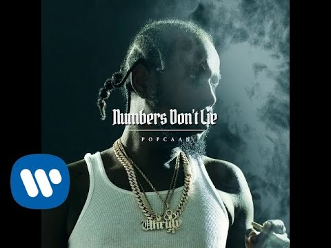 Popcaan - Numbers Don't Lie (Official Audio)