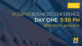 2018 Positive Business Conference - Part Three