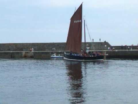 Fleet Leaving Wick HarbourFest 2009