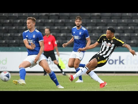 Highlights: Notts County v Ipswich Town