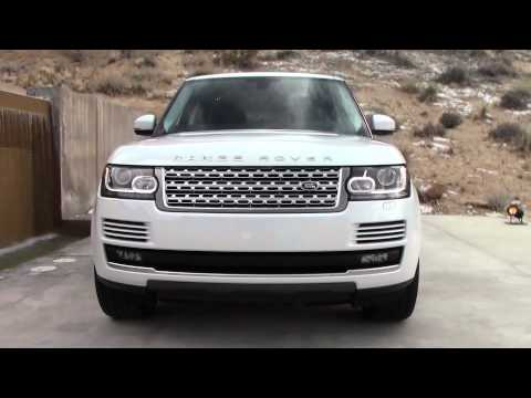 2013 Land Rover Range Rover Luxury SUV, Walkaround