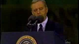 Richard Nixon Funeral (6): Gov. Pete Wilson
