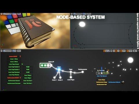 Procedural Asset Creator | Unreal Engine 4