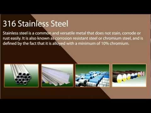 Suppliers of 316 Stainless Steel