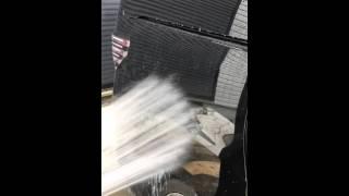 西日本ケミカルpg1 r改 100倍希釈水 拭き上げ2