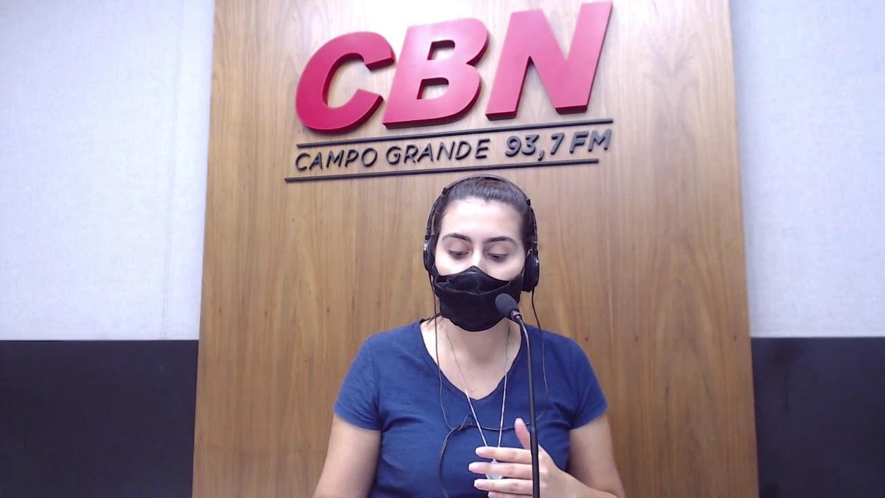 Programa CBN Campo Grande (01/04/2021): com Ingrid Rocha