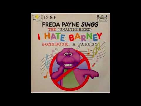 I hate you barney (FULL SONG)