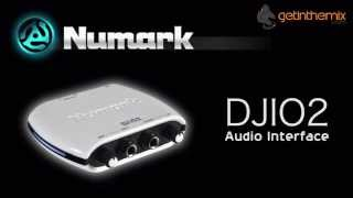 Numark DJIO2 - DJ Audio Interface