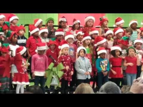 Enterprise Early Education Center Christmas concert