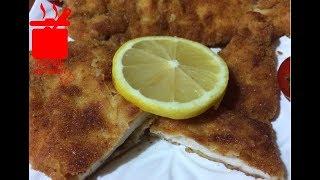 Tavuk Şinitzel Tarifi-Mutfak nameleri