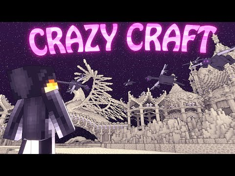 Minecraft | CrazyCraft - OreSpawn Modded Survival Ep 12 -