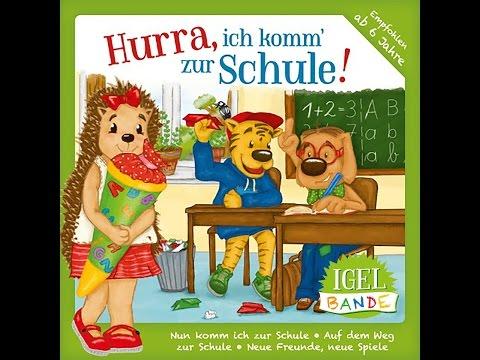 Igel-Bande - Hurra, Ich Komm' Zur Schule (IGEL-BANDE) [Full Album]