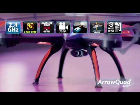 Revell Control ArrowQuad (23897)