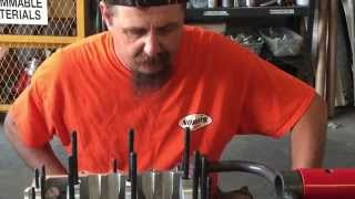 Kaddie Shack TECH TV: VW Engine Bearings: Installation and Notching for Improved Oil Flow