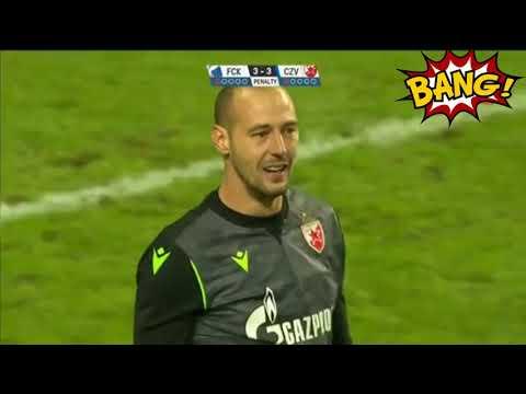 FC Copenhagen Vs Crvena Zvezda - Epic Penalty Shootout