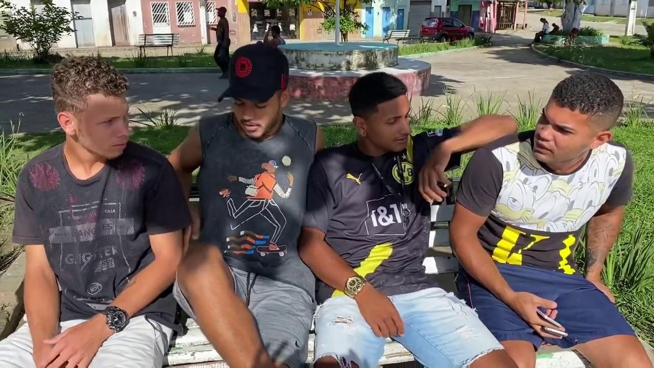 Juninho Levou os Boy pra TOMAR UMA!!