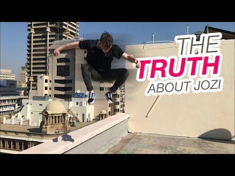 The Truth about Johannesburg CBD