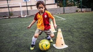 5 yaşındaki sosyal medya fenomeni Arat, her gün spor yapıyor, doğal besleniyor