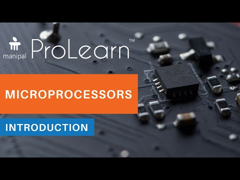 Microprocessor - Introduction