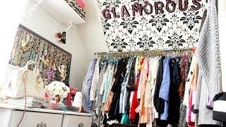 Closet Tour | Belinda Selene