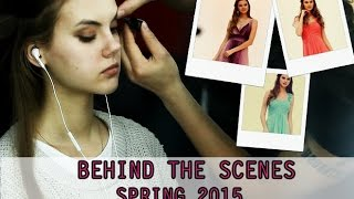 Behind The Scenes - Ever-Pretty Spring 2015 Collection