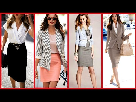 New Arrival Most Trending 2019 Daily Work Wear Knee Length Two Piece Bodycon Dress Style Ideas