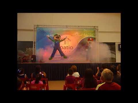 H.L show infantil mérida mario bros happy land