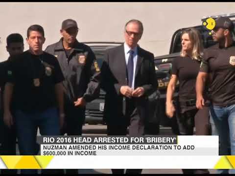 Rio 2016 head Carlos Nuzman arrested
