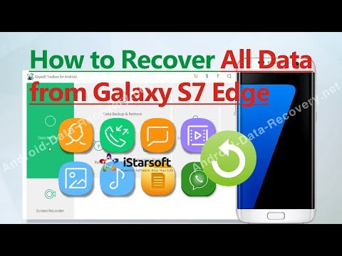 Recover Deleted Data from Samsung Galaxy S7 Edge
