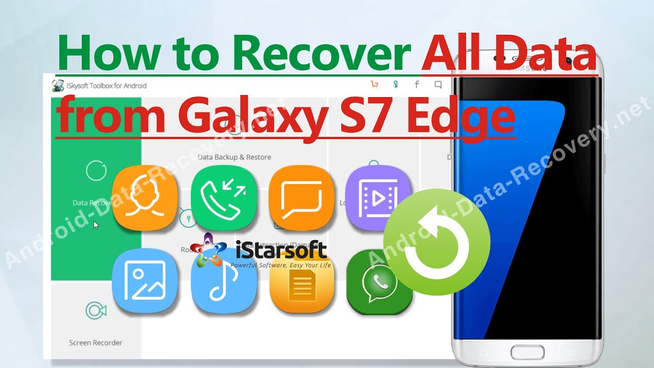 Top 5 Data Recovery for Android Smartphones