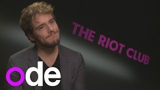 THE RIOT CLUB: Sam Claflin wants to start a gang of vandals