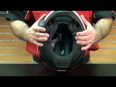 Arai Corsair-V Motorcycle Helmet Review