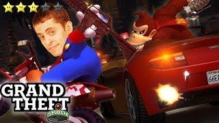 GRAND THEFT MARIO KART (Grand Theft Smosh)