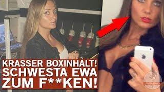 Schwesta Ewa kann man jetzt f**ken! – Wahnsinns-Boxinhalt