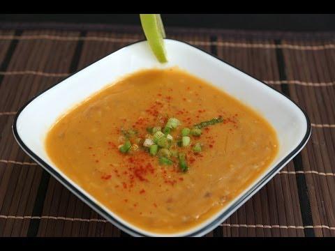Lentil soup (Egyptian) recipe  ... طريقة عمل شوربة العدس المصري
