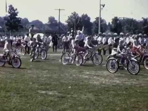 1955 July 4th Parade Maywood NJ