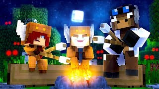 Minecraft Daycare - SCARY CAMPING TRIP! (MINECRAFT ROLEPLAY)