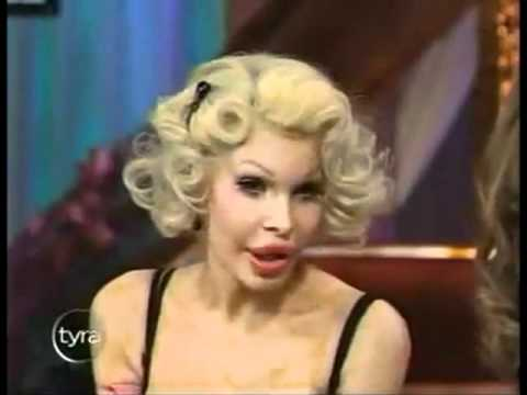 Amanda Lepore On Tyra Banks Talk  Episode 180