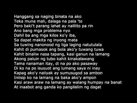 AKOY ISANG PINOY CHORDS by Florante @ Ultimate-Guitar.Com