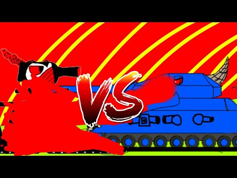 P100 ratte blue demon vs bendy kv 44