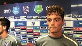 Jan Ras is eerste Urker die debuut maakt in profvoetbal