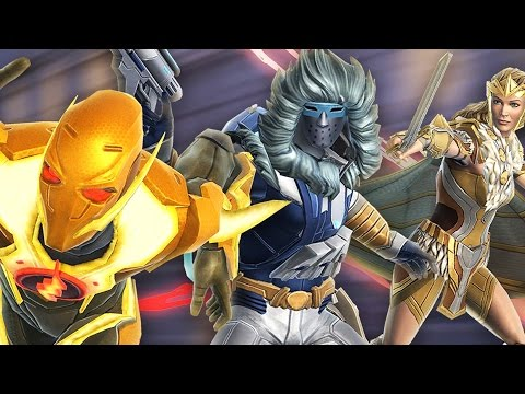 New Reverse Flash, Captain Cold, Hippolyta Gameplay #62 | DC Legends