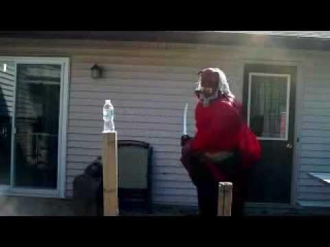 United Backyard Cutters - Halloween 2011 Contest