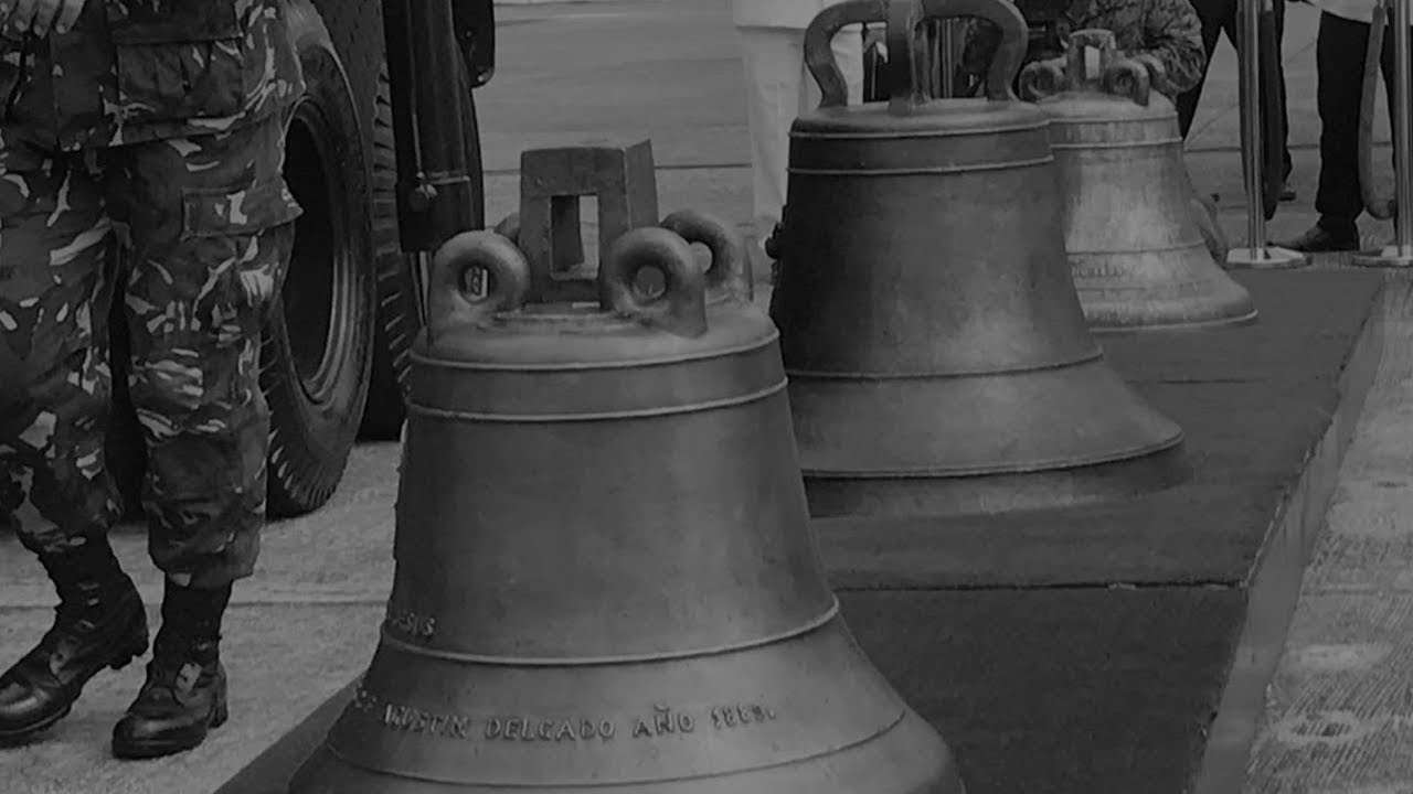 WHAT WENT BEFORE: The return of the Balangiga Bells to the Philippines