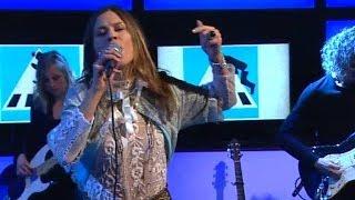 Caroline af Ugglas - Jag har katten - Nyhetsmorgon (TV4)