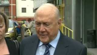 Stuart Hall vows to fight rape and indecent assault charges