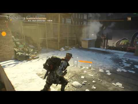 Tom Clancy's The Division Uplink Repair Hudson Yards