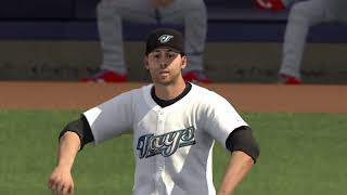MLB 2K10 PC Gameplay - Montreal Expos Vs Toronto Blue Jays