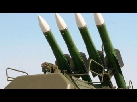Israel Strikes Syrian Trucks Heading For Lebanon
