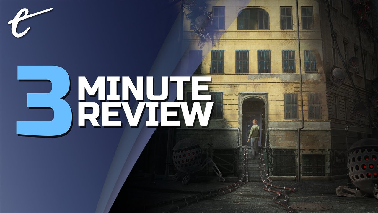 INDUSTRIA   Review in 3 Minutes (Video Game Video Review)